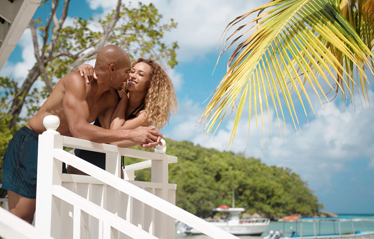 Video thumbnail of Couples Sans Souci resort